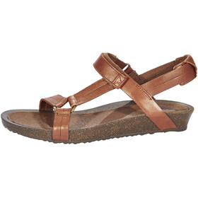 Teva Ysidro Universal Metallic Sandals Women bronze